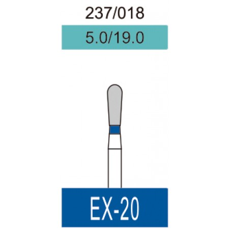 Бор алмазный EX-20