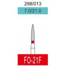 Бор алмазный FO-21F