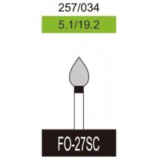 Бор алмазный FO-27SC