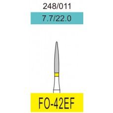 Бор алмазный FO-42EF