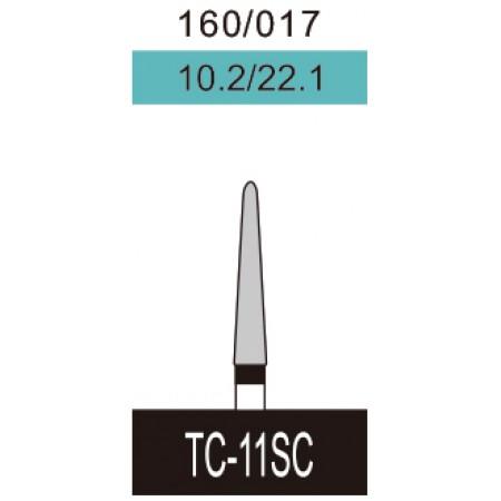 Бор алмазный TC-11SC