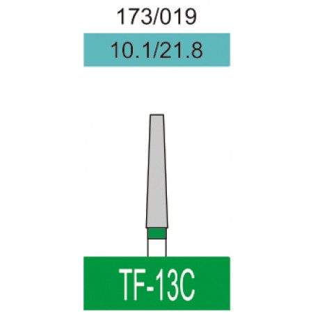 Бор алмазный TF-13C