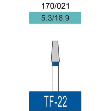 Бор алмазный TF-22