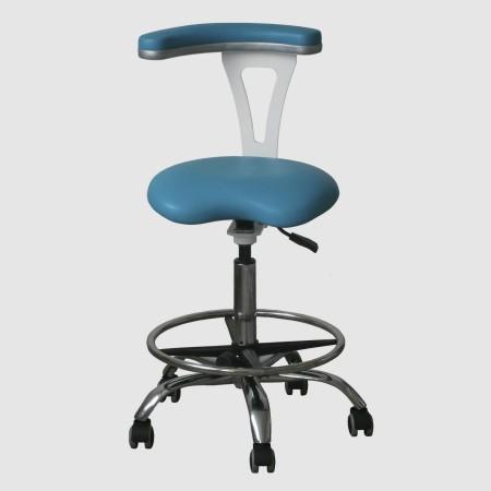 Кресло врача-стоматолога с поворотным подлокотником ASSIST