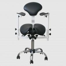 Кресло для работы с микроскопом SADDLE 2D
